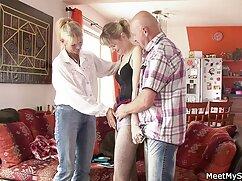 La artista tetona no pudo resistirse maduras peludas follando gratis a un macho bien formado