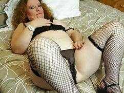 Tras un bonito videos xxx peludas maduras striptease, la rubia empezó a chupar