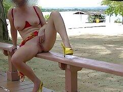 Posh Latina cabalga la maduras peludas follando gratis polla de su amante