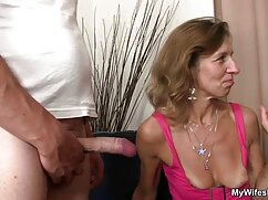 Dama experimentada cede videos de maduras peludas follando en ambos agujeros