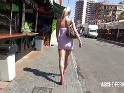 Una joven videos maduras peludas xxx rubia con mucho gusto se entregó a un hombre adulto