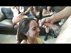 Hermosa rubia se videos de mujeres maduras peludas la follan mucho!