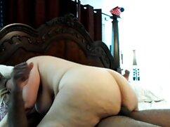Chico blanco rasga una polla enorme en videos pornos gratis de maduras peludas la vagina de una negra